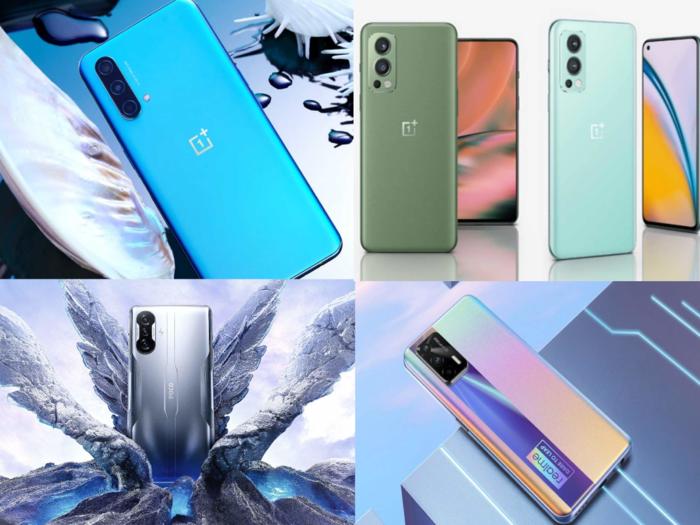 Best Smartphone in August Under 30000 rupees