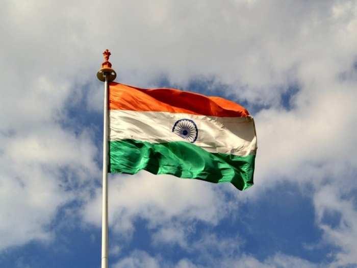 the indian flag facts: Indian Flag GK: पहले ऐसा दिखता था हमारा तिरंगा, कई  बार बदले रंग, जानें भारत के झंडे के बारे में - indian flag facts, history  and background  