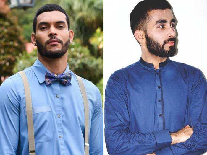 ब्लू कलर की Mens Shirts को पहनकर पार्टी और ऑफिस में दिखें हैंडसम, मिल रही है 78% तक की छूट