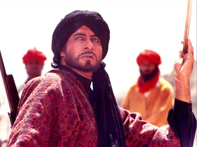 Amitabh received a warm welcome in Afghanistan
