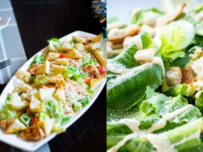 creamy salad is good for weight loss and know health benefits of fat burning salad
