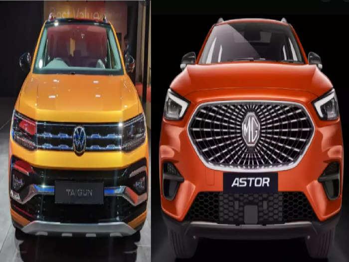 Upcoming SUV Launch India Taigun Astor XUV500 Elevate