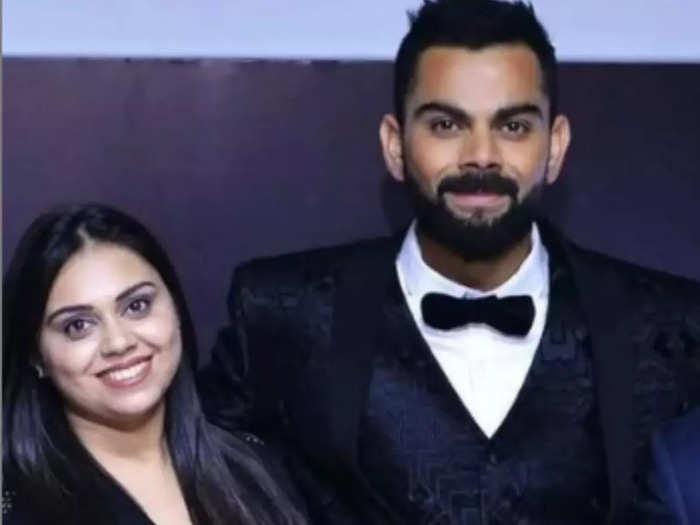 indian cricketers virat kohli, deepak chahar sisters bhavna and malti chahar wishes her brother on occassion of rakshabandhan