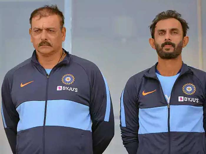 vikram rathour can be india next coach: विक्रम राठौड़ बन सकते हैं टीम  इंडिया के अगले कोच - Navbharat Times