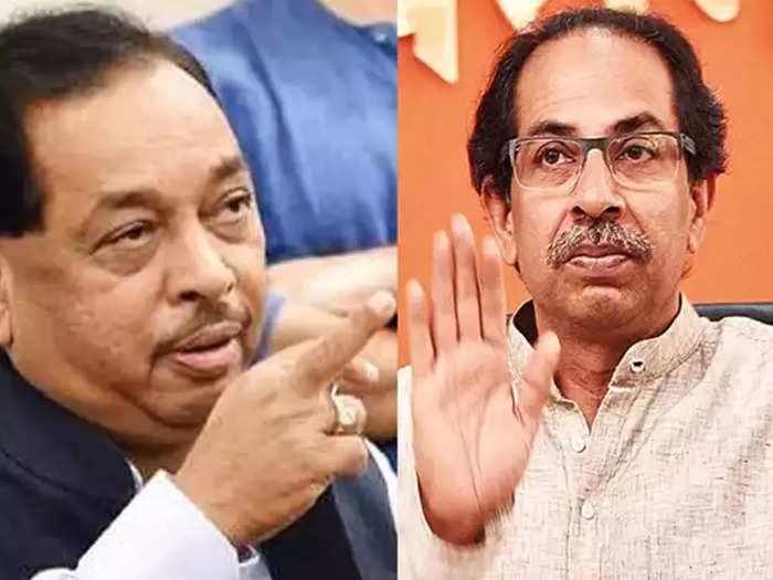union minister narayan rane criticizes cm uddhav thackeray in offensive language