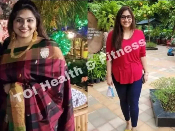 weight loss journey woman lost 18 kgs by bajra and ragi roti read diet plan