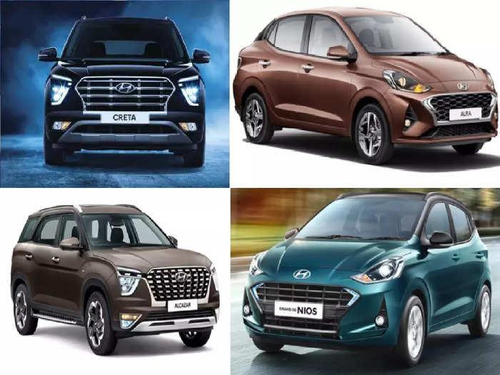 Hyundai Car Sales Report July 2021 Creta Nios i10