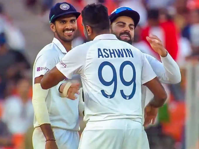 IND vs ENG 3rd Test Expected Playing XI: Will there be a change in Team India for the third Test?  Virat Kohli gave this answer on Ashwin