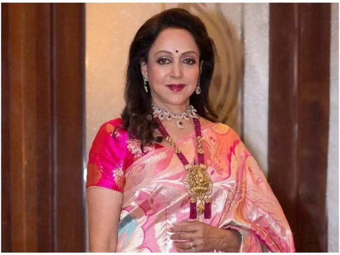 hema malini stunning and gorgeous look in old age best tips