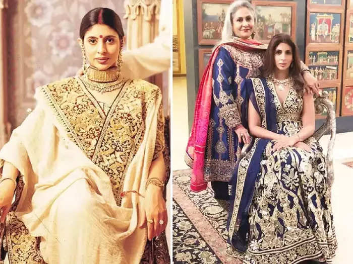 actress aishwarya rai bachchan sister in law shweta bachchan glamorous and beautiful photoshoot before her pregnancy delivery date