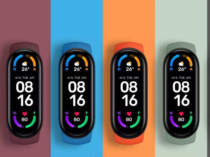 Mi Band 6 Xiaomi