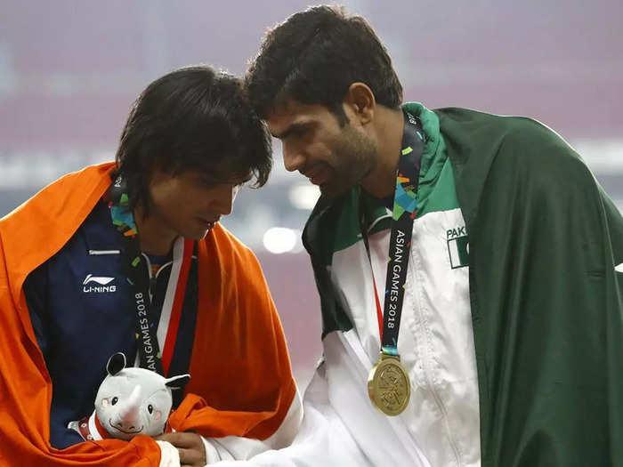 you are real hero twitter reaction on neeraj chopra support pakistan javelin thrower arshad nadeem