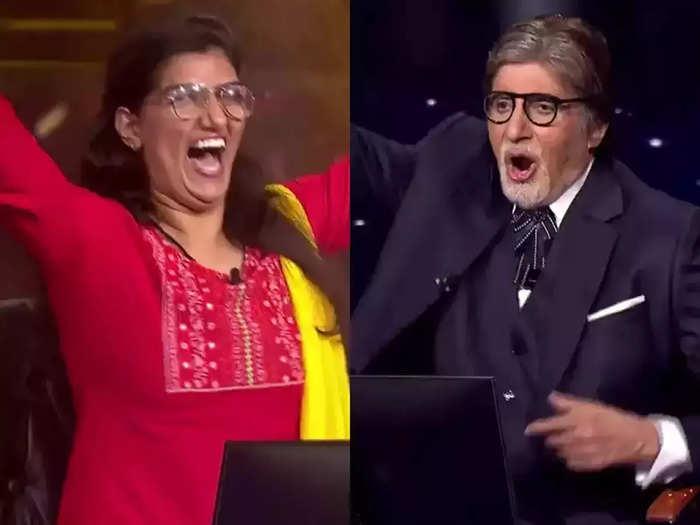 हिमानी बुंदेला-अमिताभ बच्चन