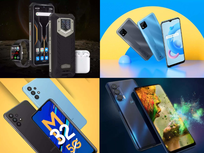 SmartPhone launched this week