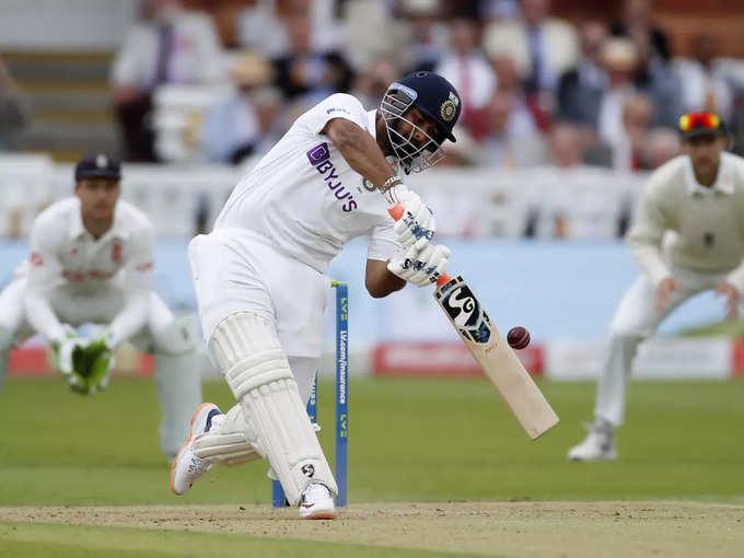 Why was Rishabh Pant asked to change his 'stance'?  Sunil Gavaskar and Sanjay Manjrekar furious at the umpire