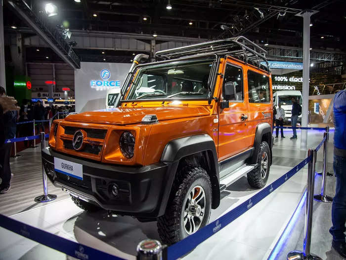 New Force Gurkha Launch Price Features India 1