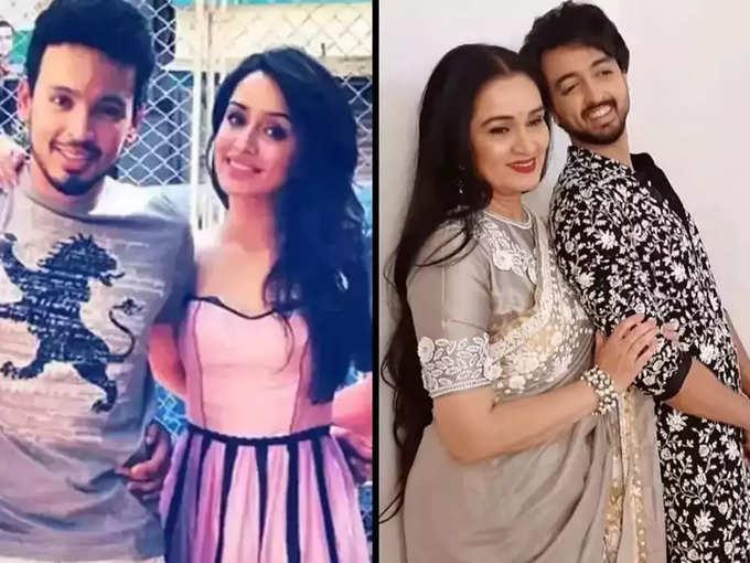Shraddha Kapoor and Rohan Shrestha - Padmini Kolhapure and Priyank Sharma