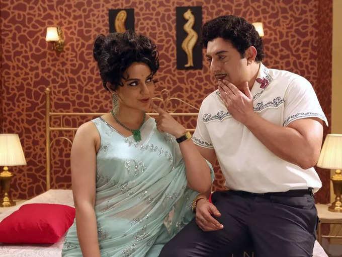 Kangana Ranaut - Arvind Swamy