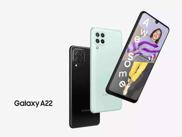 Samsung Galaxy A22 Review Price Features 2
