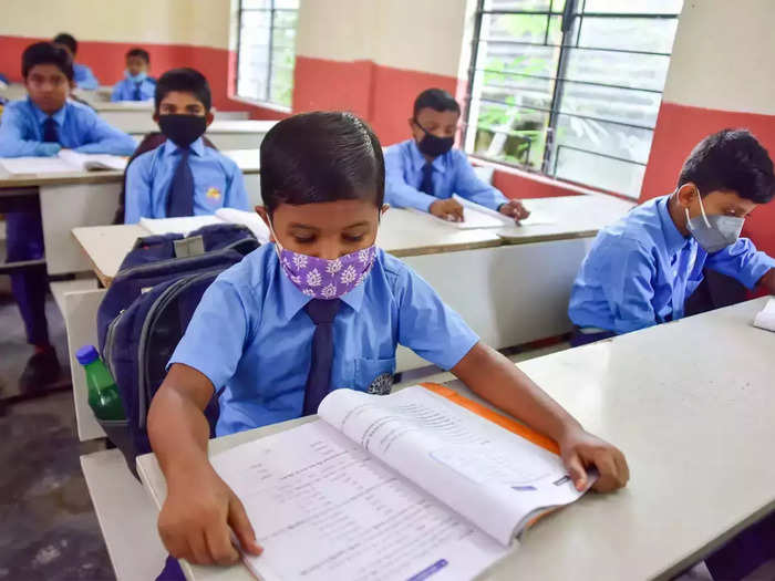 Health Minister Rajesh Tope has said that schools could be started in areas with low corona