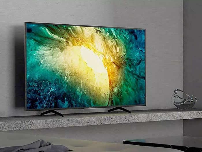 27 हजार रुपए तक की बंपर छूट पर मिल रहे हैं 55 इंच वाले Redmi और Samsung जैसे ब्रांड्स के स्मार्ट टीवी