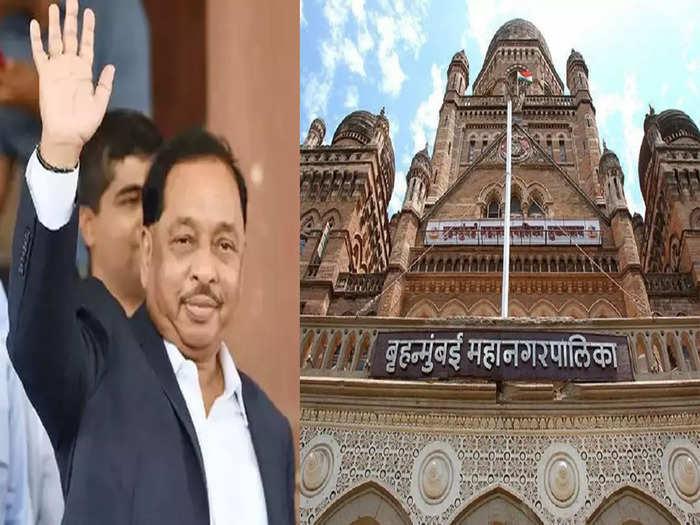 bjp leader narayan rane to take on shiv sena in forthcoming bmc election