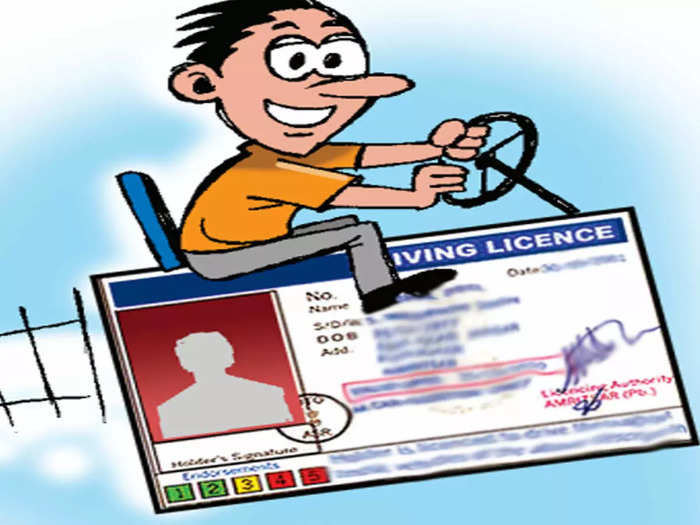 How to renew your driving license.