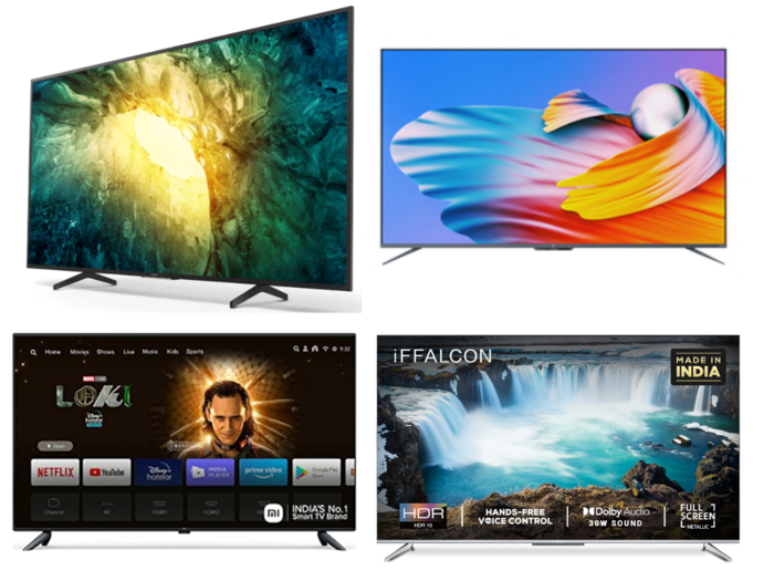 Amazon Sale Offering Up To 65% Off On Smart TVs