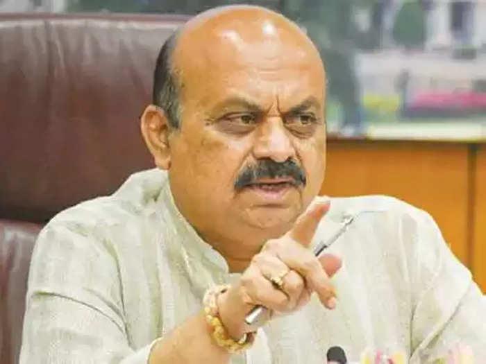 Chief Minister Basavaraj Bommai