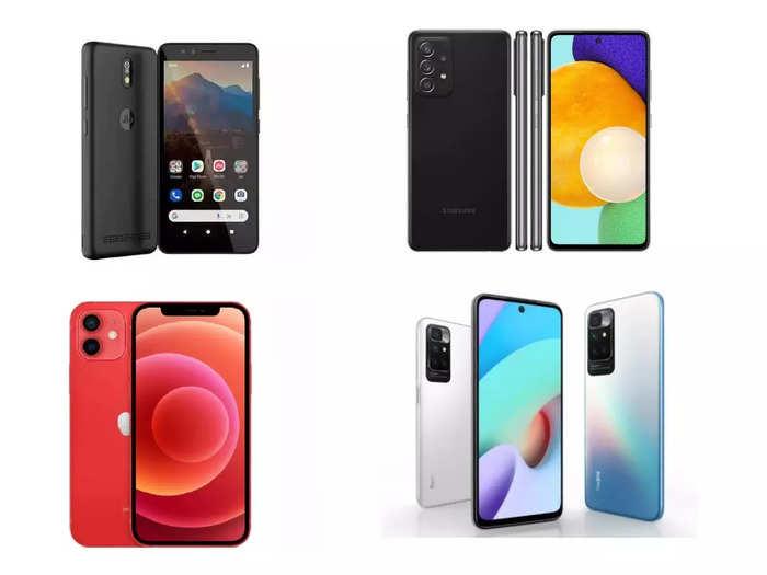 Upcoming Smartphones in September 2021