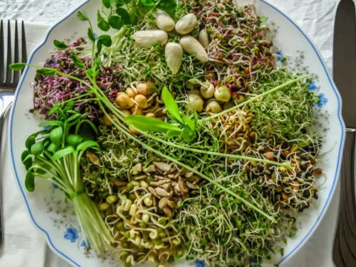sprouts are superfood for diabetics and weight loss here know its health benefits