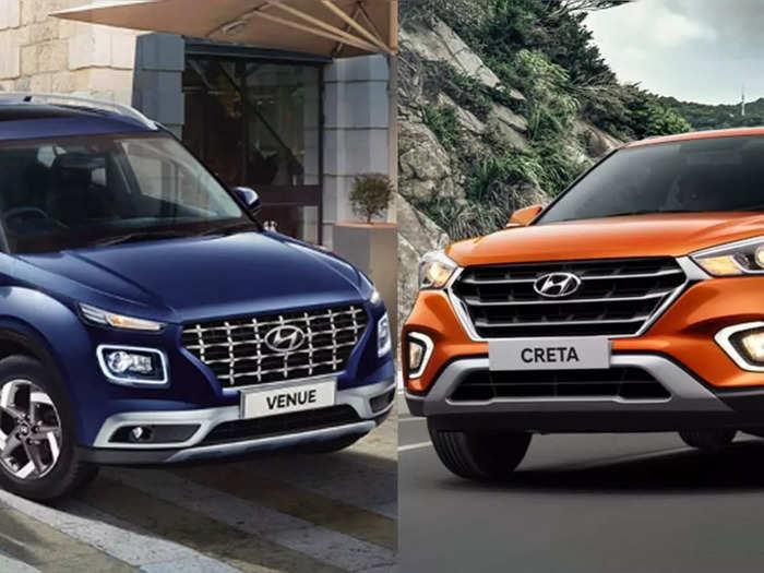 Hyundai India Car Sales Report August 2021 Creta