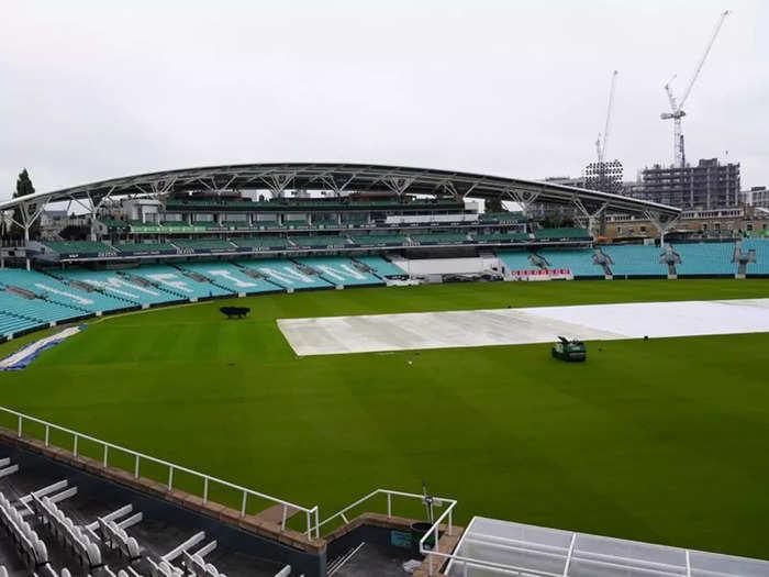 द ओव्हल क्रिकेट मैदान