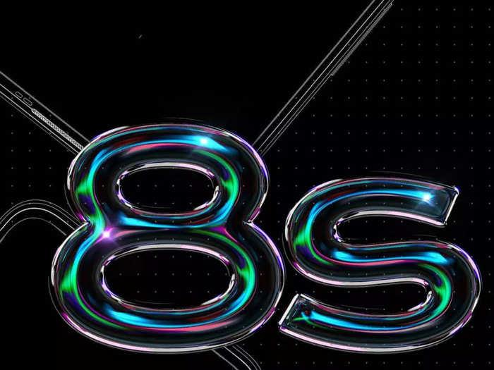 Realme 8s mobile