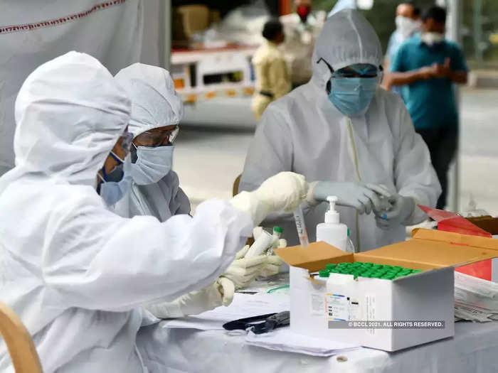 coronavirus india update 10000 to 1 lakh active cases in maharashtra
