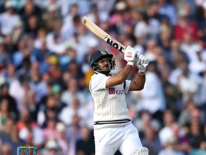 Shardul Thakur 2nd test Fifty