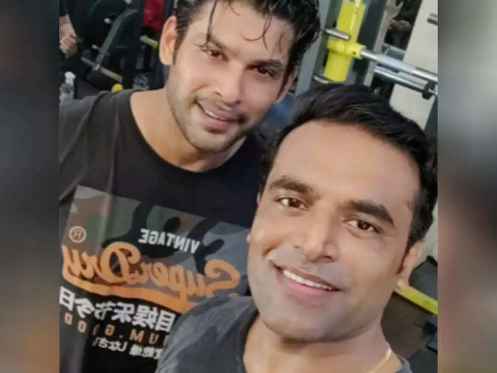 sidharth shukla gym trainer and friend opens up on actor routine workout and other things