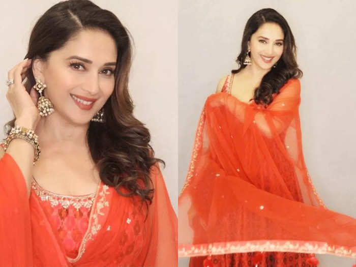madhuri dixit nene shares her best makeup tips for beautiful glowing smooth skin natural look