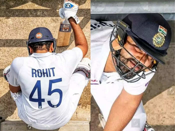 Rohit sharma first 100 in overseas