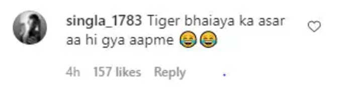 fan's comment