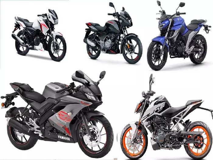 Best selling 150cc 200cc Bikes Apache Pulsar R15