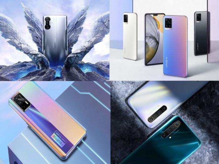 Best 5G Smartphone Under 30000 Rupees