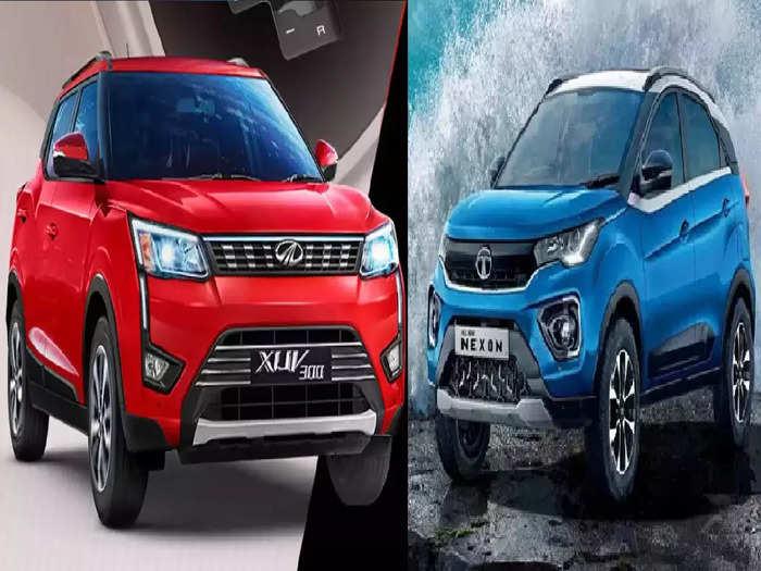 Mahindra XUV300 And Tata Nexon SUV August 2021 Sales