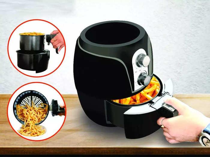 ज्यादा तेल वाले फूड्स से बढ़ सकता है मोटापा, इन Air Fryer से बनाएं हेल्दी डिश