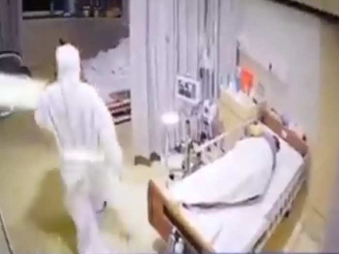 PPE Kit Doctor Women Viral Video