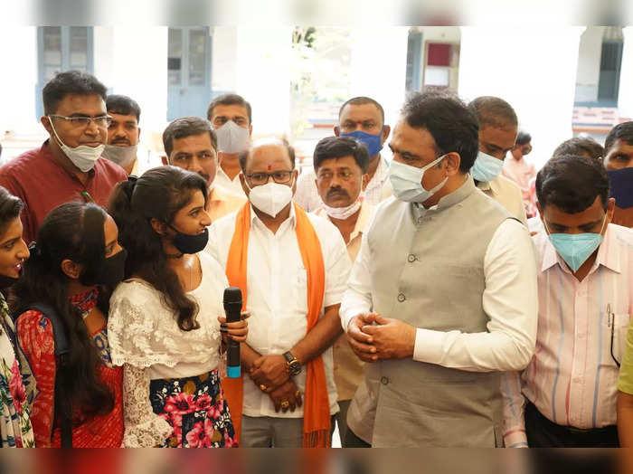 ರಾಷ್ಟ್ರೀಯ ಶಿಕ್ಷಣ ನೀತಿ ಕೇವಲ ವಿದ್ಯಾರ್ಥಿಗಳ ಪರ: ಸಚಿವ ಡಾ.ಸಿ.ಎನ್ ಅಶ್ವತ್ಥನಾರಾಯಣ