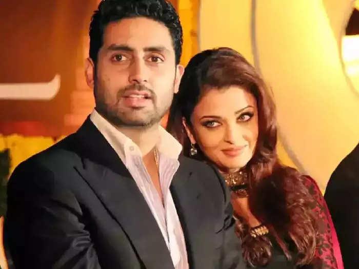 bollywood actress aishwarya rai bachchan awesome answer on divorcing question with abhishek bachchan