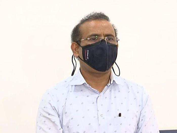 Maharashtra health minister Rajesh Tope. Photo: ANI