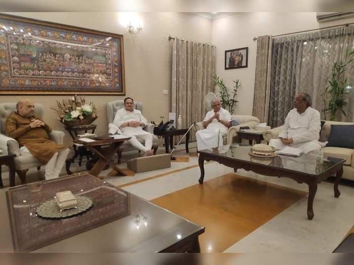 यूपी विधानसभा चुनाव-2022 के लिए दिल्ली में संजय निषाद की BJP शीर्ष नेतृत्व के साथ बैठक, इस वजह से है खास
