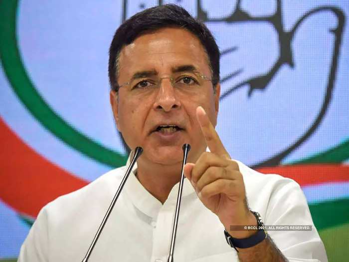 bjp can talk to taliban but not farmers says congress